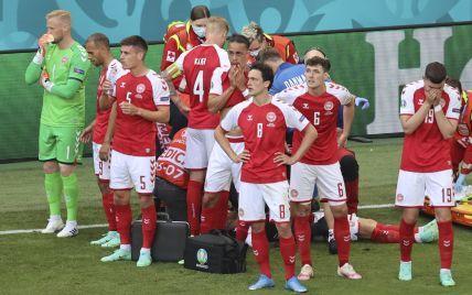 Официально: матч Евро-2020 Дания — Финляндия восстановят после ужасного инцидента на поле