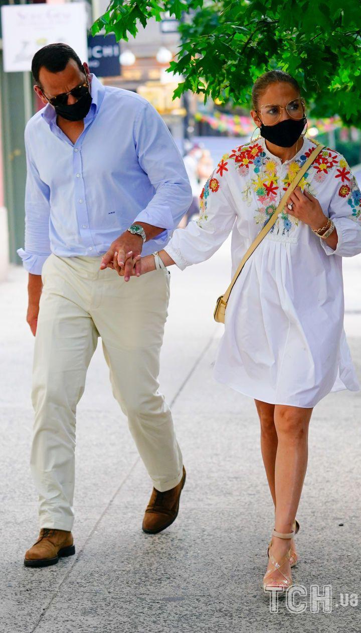 Дженнифер Лопес и Алекс Родригес / © Getty Images