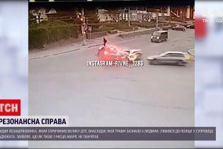 Новини України: водій позашляховика у Рівному повідомив поліції, що не пам'ятає як тікав з місця ДТП