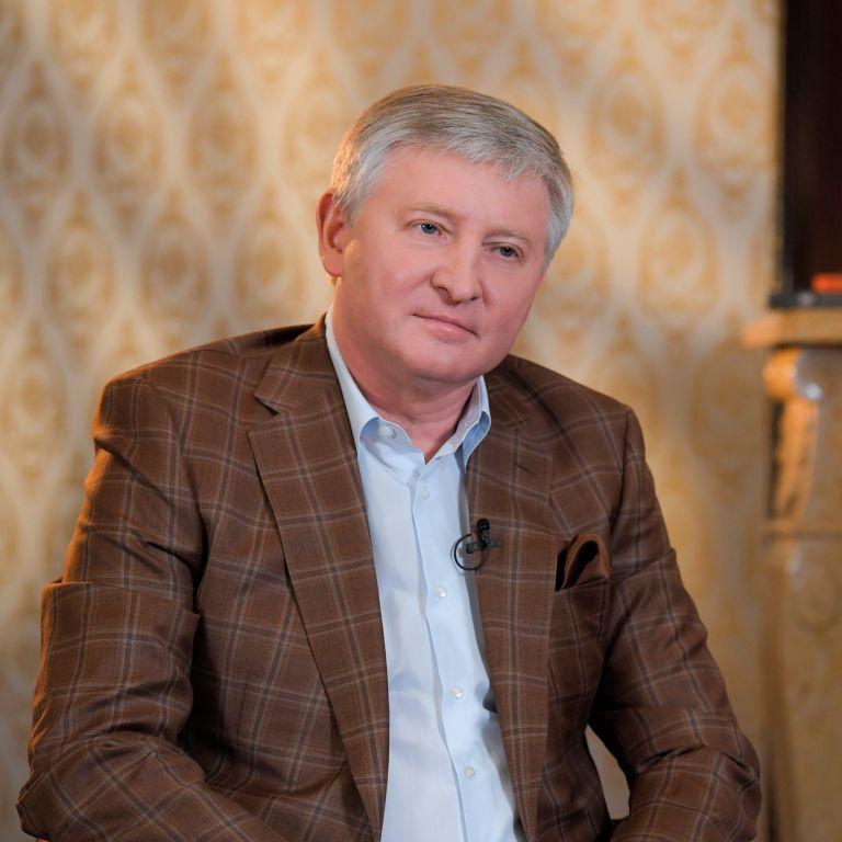 """""""Його право, вибір і відповідальність"""": Ахметов вперше прокоментував призначення Луческу в """"Динамо"""""""