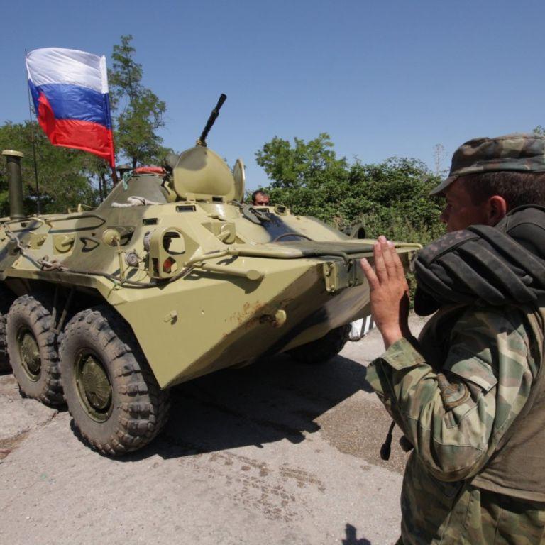Міноборони РФ розпочало в анексованому Криму бойову підготовку призовників