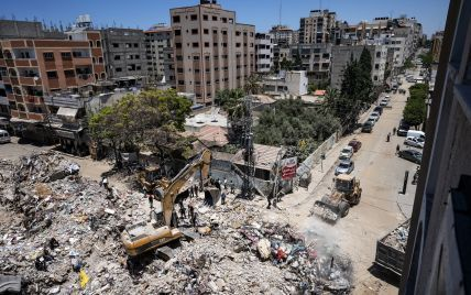 Обострение на Ближнем Востоке: Израиль атаковал базу ХАМАС в Секторе Газа