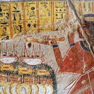 В Єгипті відкрили дві відреставровані стародавні гробниці