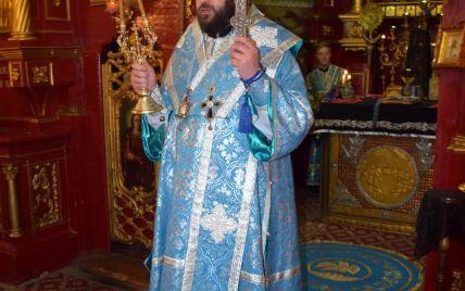 УАПЦ поновила в церкві архієпископа, якого звільнили через п'яні танці з дівчатами та бійку в кафе