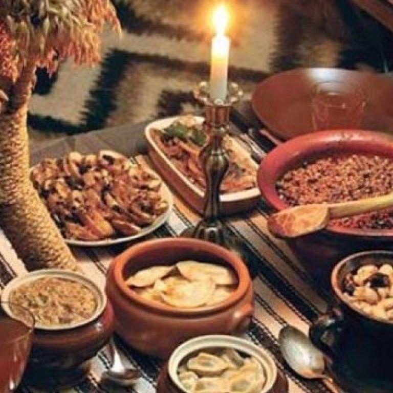 Водохресна вечеря: голодна кутя і ще шість головних страв на Хрещення