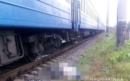 На Волыни мужчина бросился под поезд и погиб: фото