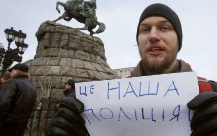 Керівництво міліції цькувало патрульного Олійника під час Євромайдану - нардеп