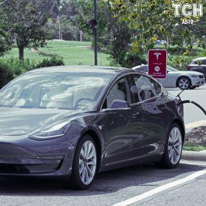 """Эксперты определили, когда электромобили становятся """"чище"""" авто на ДВС"""