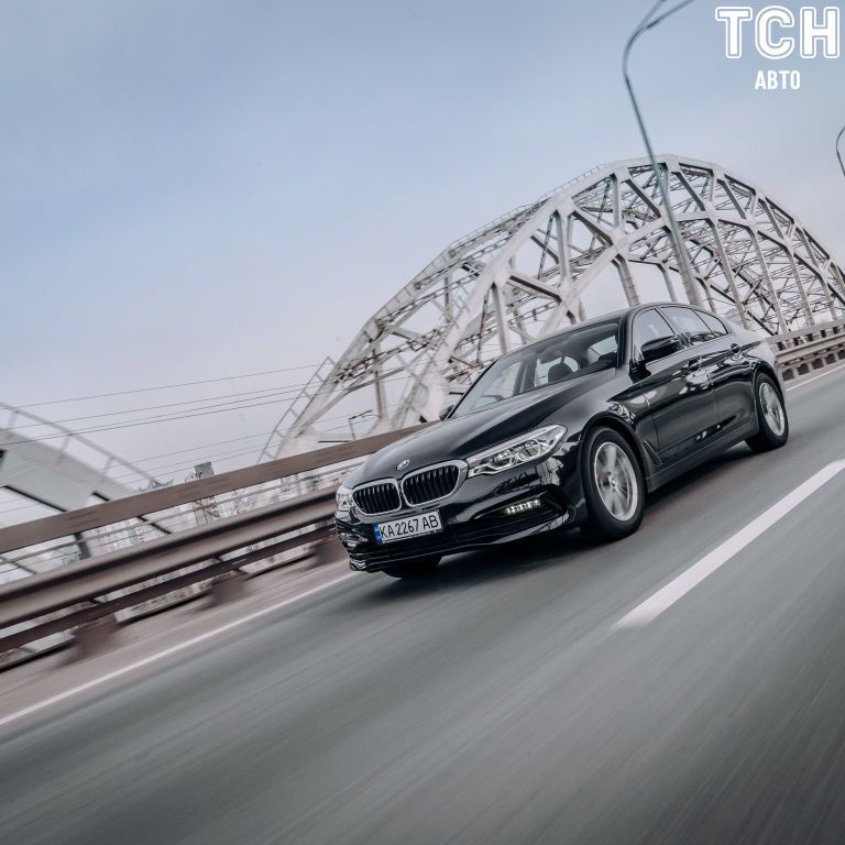 BMW 5-й серии: Мировой стандарт