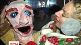 Наймасовішу колядку співають тисячі українців на Софійській площі