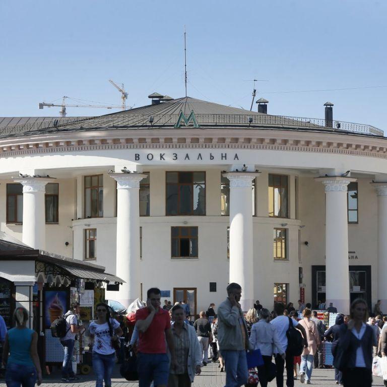 """Станція метро """"Вокзальна"""" чотири місяці буде частково зачинена на вхід"""