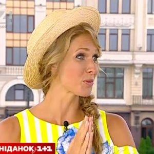 Катерина Осадча пригадала, як сумувала за Батьківщиною під час підліткових поїздок закордон