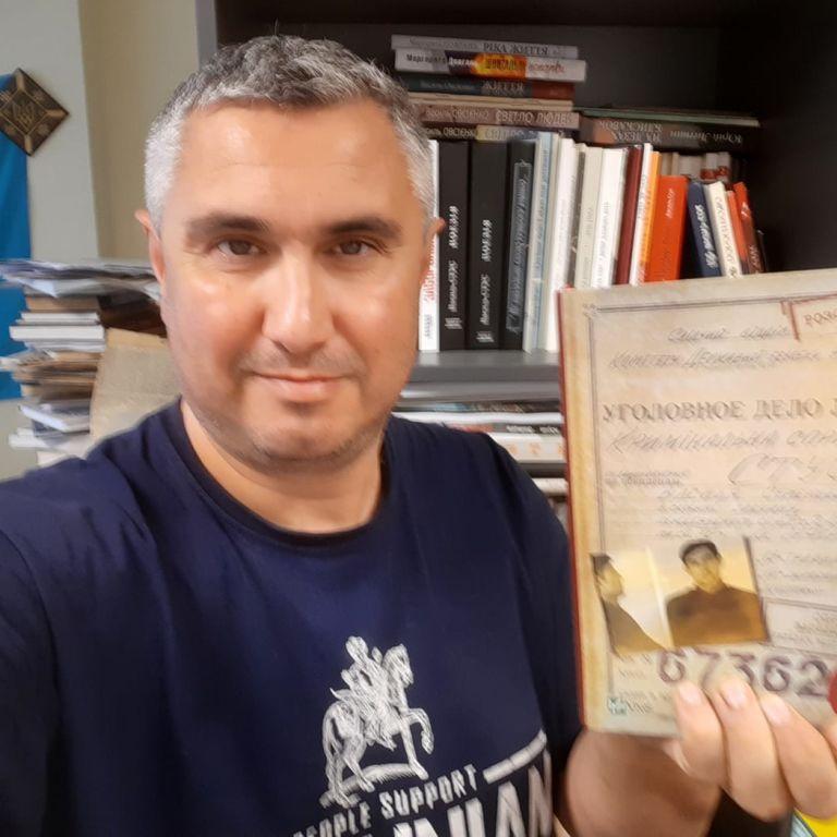 Медведчук не оскаржував рішення суду, яким дозволили розповсюдження книжки про справу Стуса