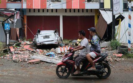 В Індонезії значно зросла кількість загиблих внаслідок потужного землетрусу