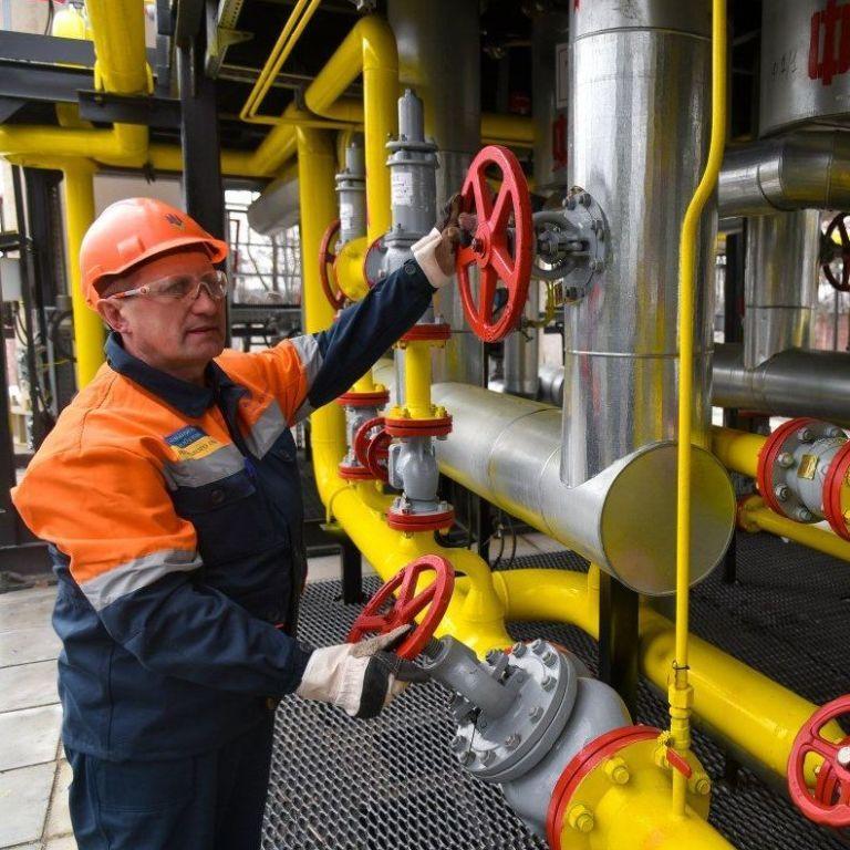 Украина начала полноценный реэкспорт газа в ЕС