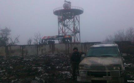 """Комбат """"ОУН"""" розповів про ситуацію в Донецькому аеропорту і обстріли бойовиків"""