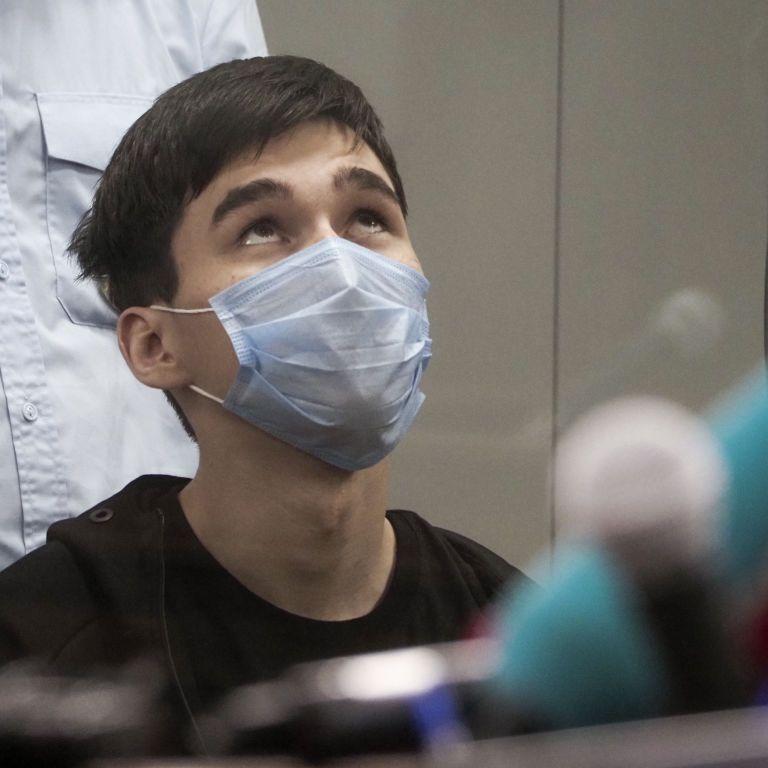 Стрельба в школе в Казани: 19-летнего Галявиева поставили на учет как склонного к суициду