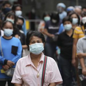 В Таиланде зафиксированы случаи заражения сразу двумя штаммами COVID-19