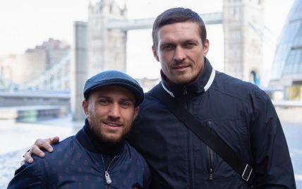 Розмір проти швидкості: Ломаченко зробив прогноз на бій Джошуа - Усик