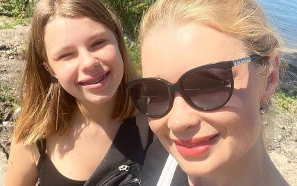 Лідія Таран показала, як ходила на шопінг із 13-річною донькою