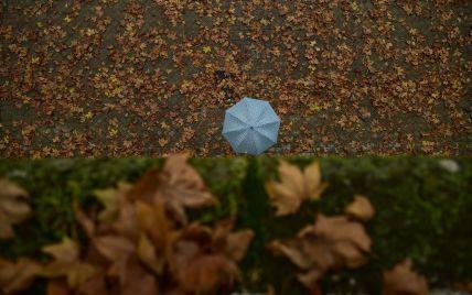 Сильний вітер і дощ: прогноз погоди в Україні на п'ятницю, 24 вересня