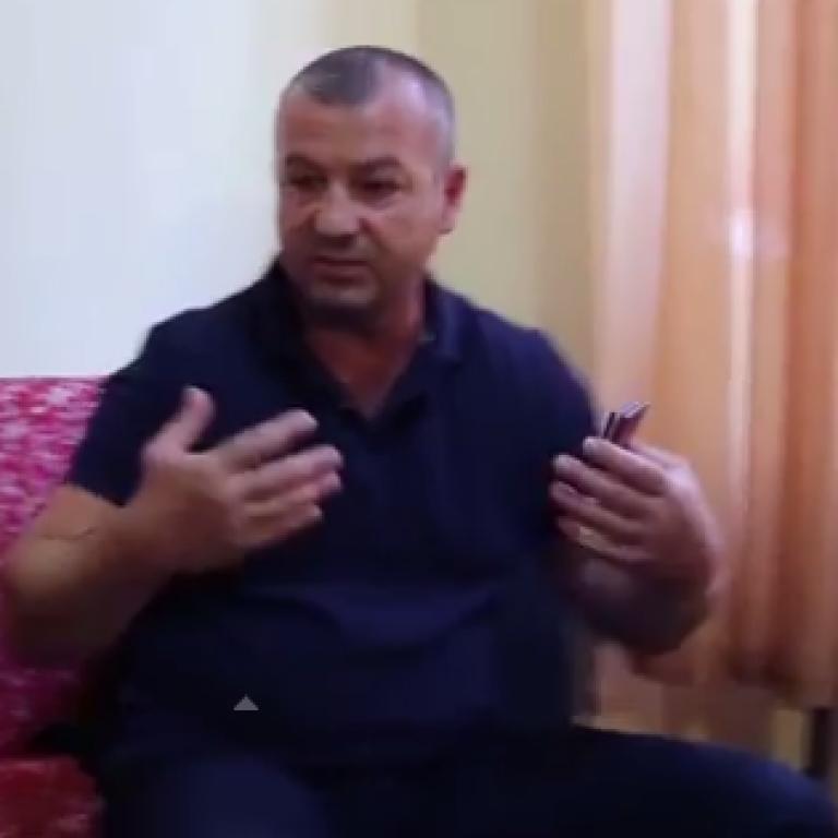 Йовбак вперше публічно розповів, як опинився на місці стрілянини у Мукачевому