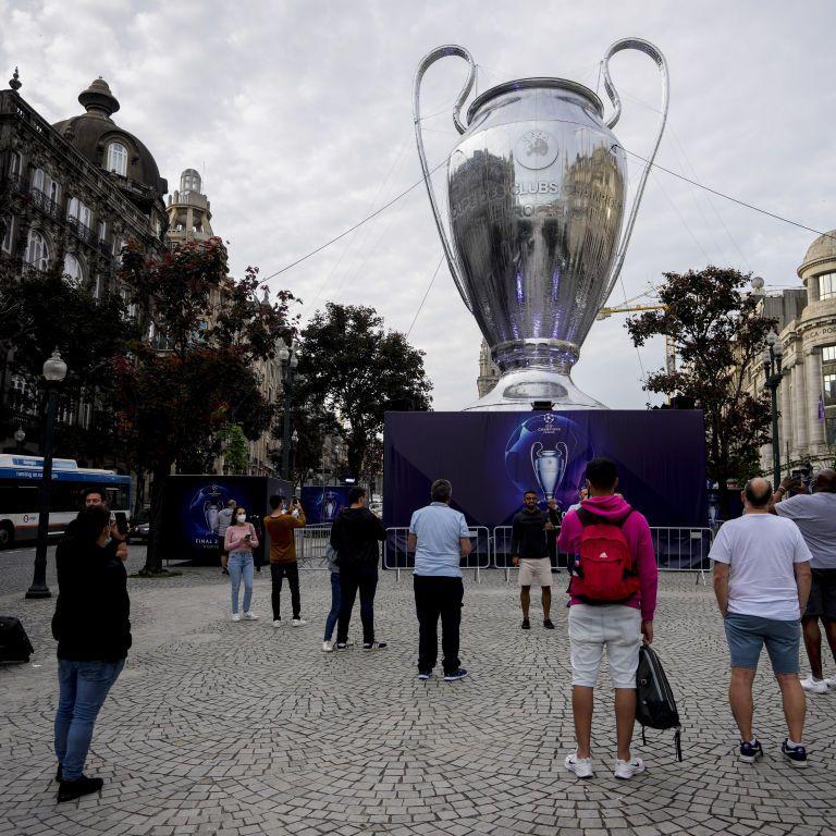"""""""Манчестер Сити"""" - """"Челси"""": что следует знать перед финалом Лиги чемпионов-2020/21"""