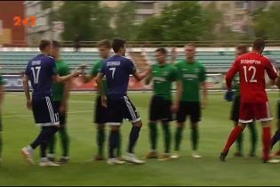 ОболоньБровар - Балкани - 1:1. Відео-огляд матчу