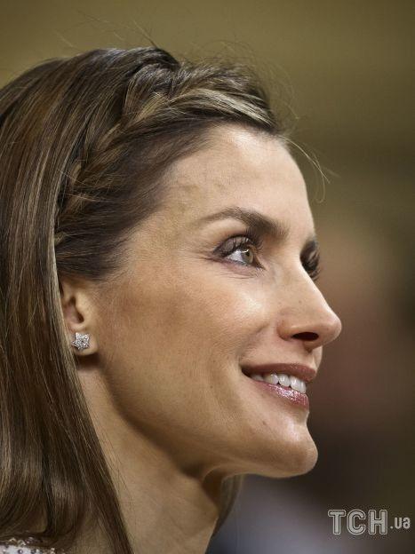 Пластика королевы Летиции / © Associated Press