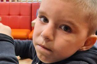 80 тысяч гривен нужно собрать, чтобы провести Давиду крайней необходимую диагностику