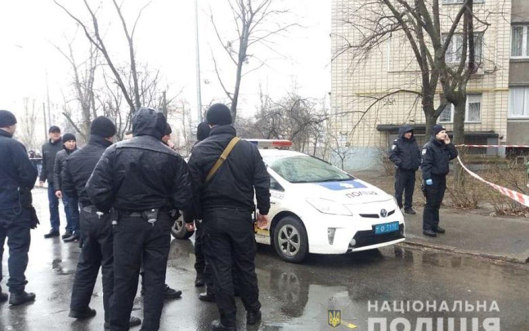 © ГУ Національної поліції в Києві