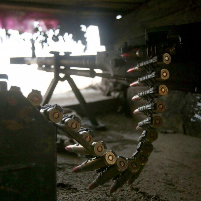 Бойовики за добу тричі обстрілювали українські позиції: гатили з протитанкових гранатометів та мінометів