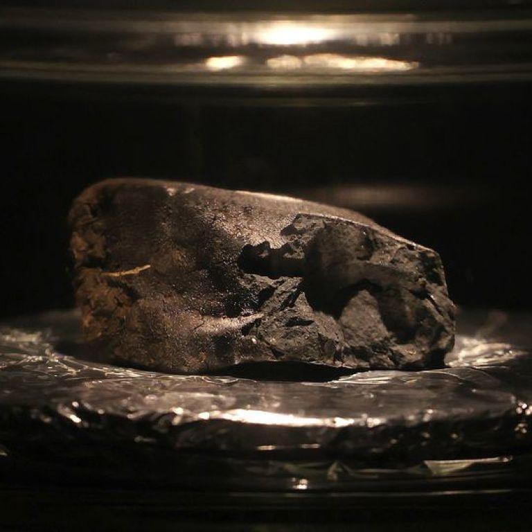 У лондонському музеї покажуть метеорит віком 4,6 мільярда років (фото)