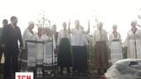 Гроза застала Олега Ляшко во время выступления в Берестечко