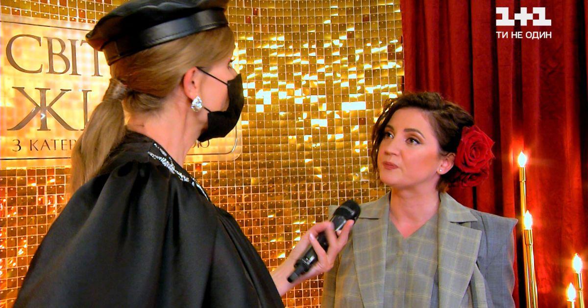 Ольга Цыбульская рассказала, как она относится к разводу Дзидзьо