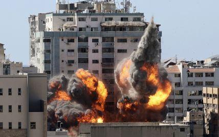 Байден заявил, что США помогут восстановить инфраструктуру в секторе Газа