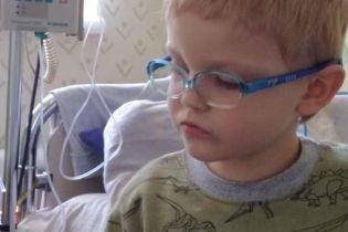 5-летний Нестор очень нуждается в помощи