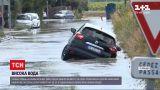 Новини світу: через повінь на півдні Франції 2 людей зникли безвісти