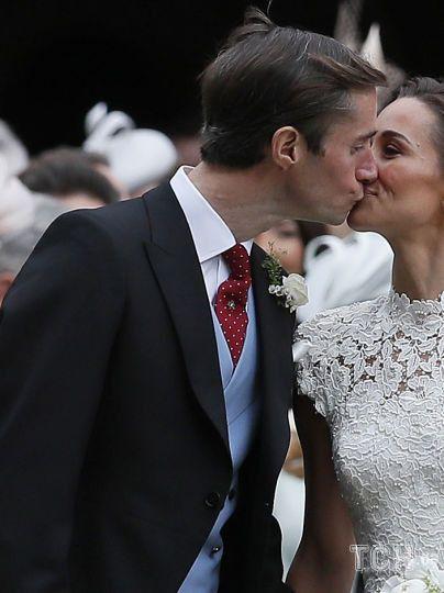 Джеймс Мэттьюз и Пиппа Миддлтон / © Associated Press