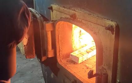 Контрабанда з Білорусі: у Рівному спалили майже 16 тисяч пачок цигарок