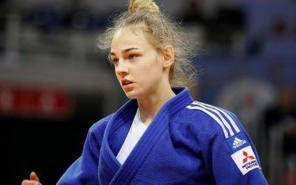 Дзюдоистка-красавица Билодид с невероятным рекордом выиграла Чемпионат мира
