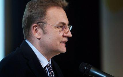Садовый заявил, что его отстранят от должности уже в ближайшие дни