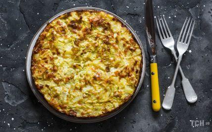Омлет с кабачками: отличная идея для завтрака