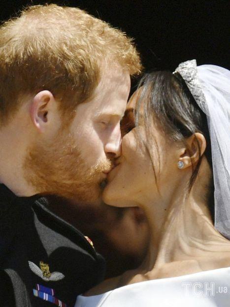 Меган Маркл и принц Гарри / © Associated Press
