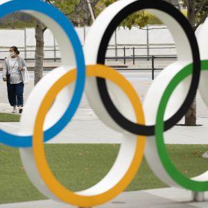 В Токио зафиксировали уже десять случаев коронавируса, связанных с Олимпийскими играми