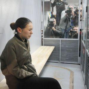 Виновница аварии в Харькове Зайцева делит камеру СИЗО с девятью женщинами