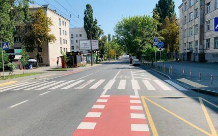 В Киеве растет количество велосипедных дорожек: где именно они появились