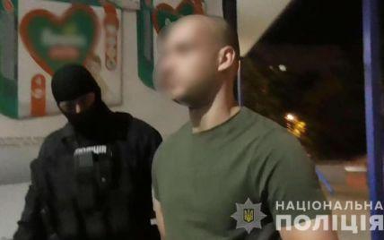 Напавших на правозащитницу в Днепре задержали: фото