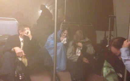 Через сильне задимлення в метро у Вашингтоні загинула жінка, а 84 пасажирів госпіталізували