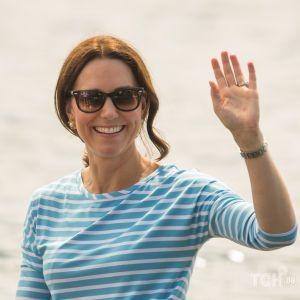 Спортивная Кейт: вспоминаем, как герцогиня Кембриджская занималась греблей